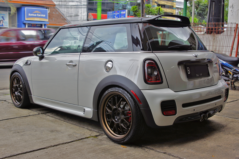 Cooper S With 18 Work S1r