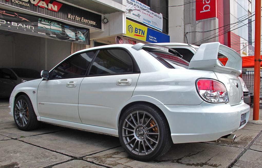 Revolution Wheels Gallery Subaru